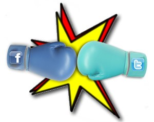 Facebook Twitter Boxing